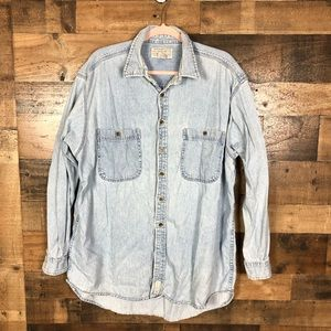 Abercrombie & Fitch vintage Button down shirt